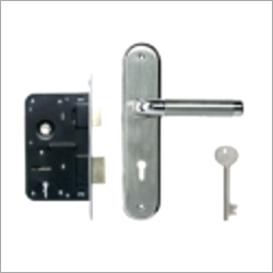 Godrej 6L Oliver Handle Lock Set