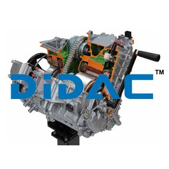 Hybrid Transmission MG Motor Generator Toyota Prius Cutaway