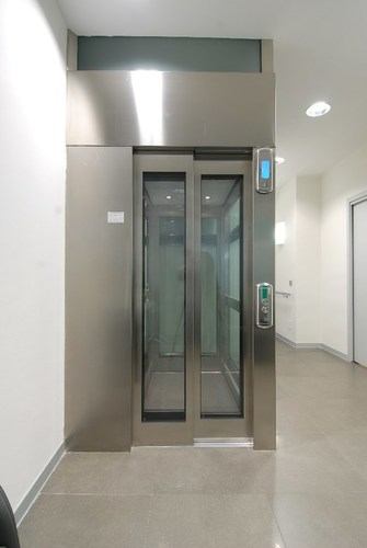 Big Vision Fermator Glass Door