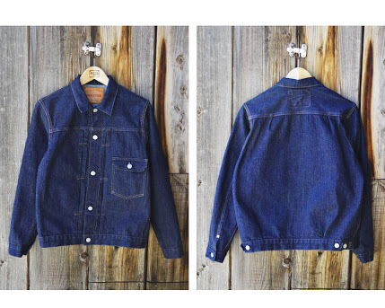 Industrial Jeans Jackets