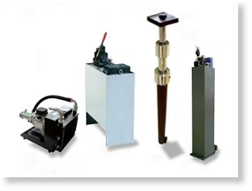 Hydraulics Gearless Machine