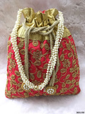 Beautiful Embroidery Potli Bag