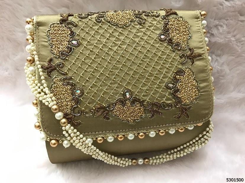 Modern Ethnic Handbag
