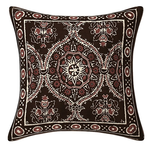 Jaipuri Print Cushion Cover