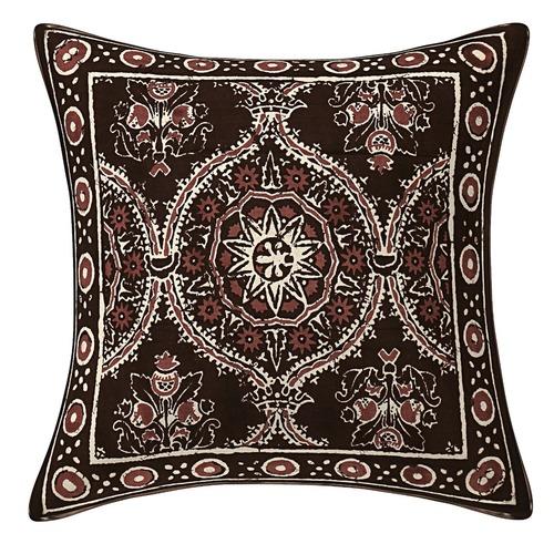Jaipuri Print Cushion Cover