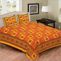 Double Kantha Bed Set