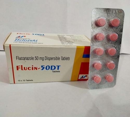 Fluconazole 50MG Tablets