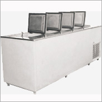 Commercial Refrigerated Deep Freezers