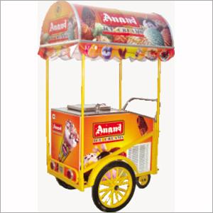 Refrigerated Push Cart