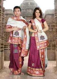 Jain Pooja Jodi cotton set
