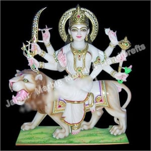 Lord Marble Moorti Durga