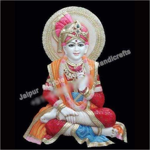 Marble Statue Swami narayan
