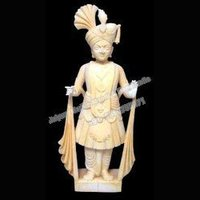 Statue Swami Narayan
