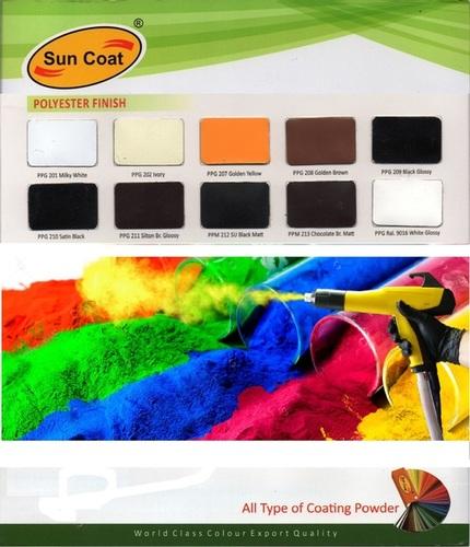 Polyester Finish Coating Powder