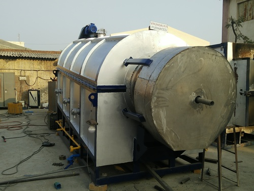 Continuous Rotary Furnace