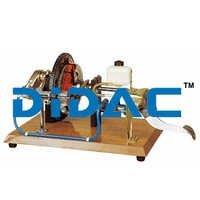 Hydraulic Control Clutch Cutaway