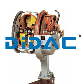 Double Clutch Hydraulic And Mechanical For Buses Cutaway