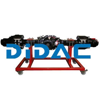 HGV Rear Axle Cutaway