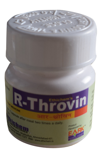 AYURVEDIC CAPSULE FOR ARTHRITIS