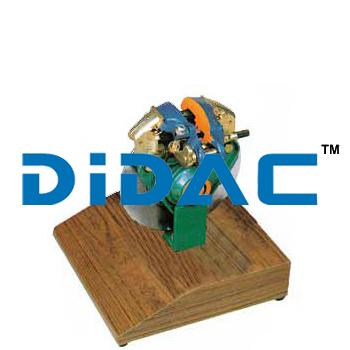 Disc Brake Cutaway