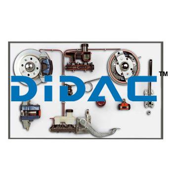 Double Circuit Brakes Cutaway
