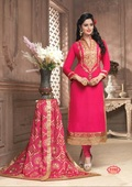 Salwar Kameez Designs Georgette Embroidered Suits