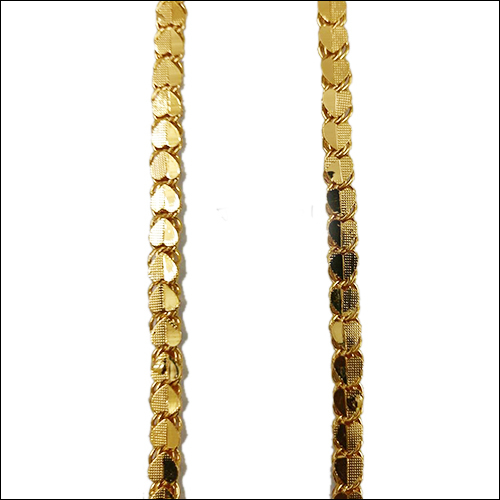 Gold Plated Womens Chain