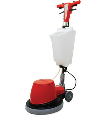 SINGLE DISK SCRUBBING MACHINE