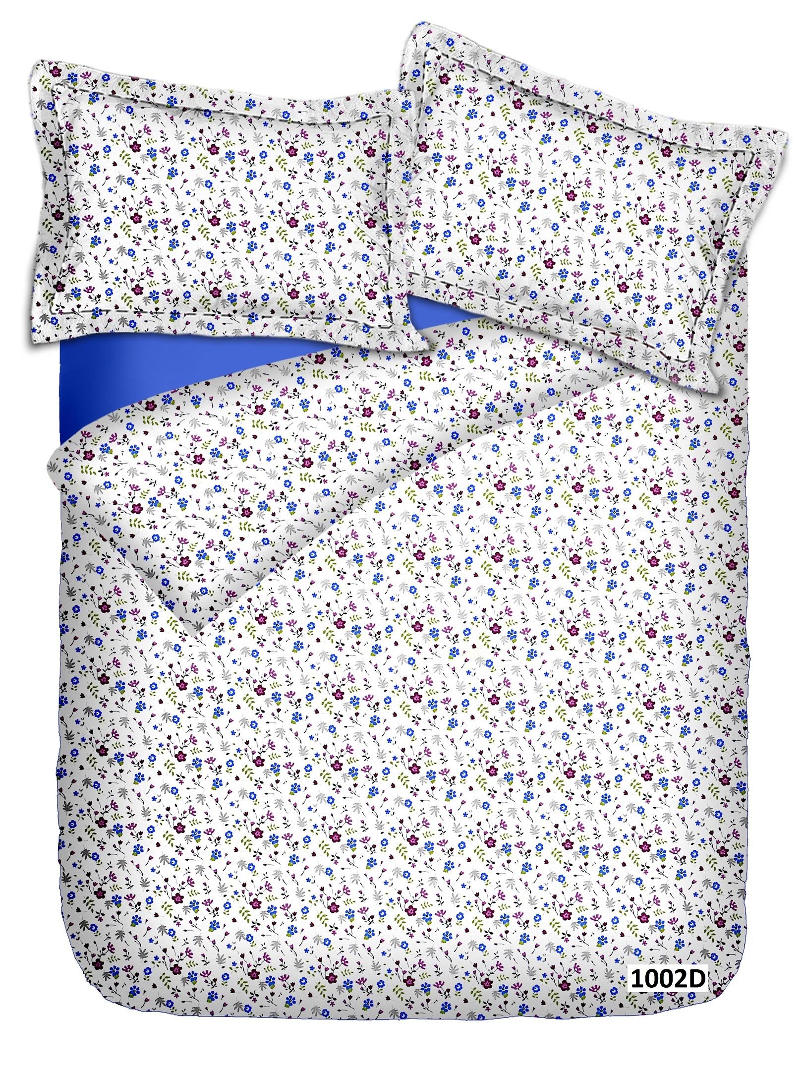 Cotton Printed Bed SheetBedsheet