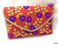 Fancy Ethnic Clutch Bag