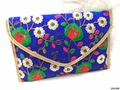 Fancy Ethnic Clutch Bag
