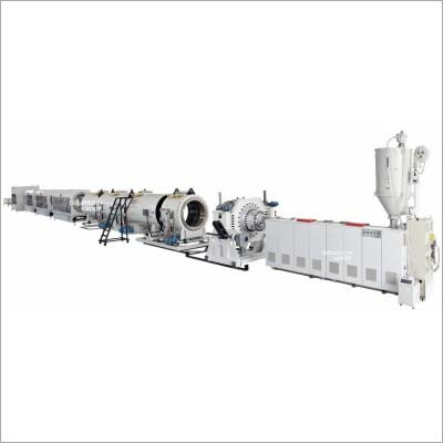 Large Calibre HDPE Pipe Extrusion Line
