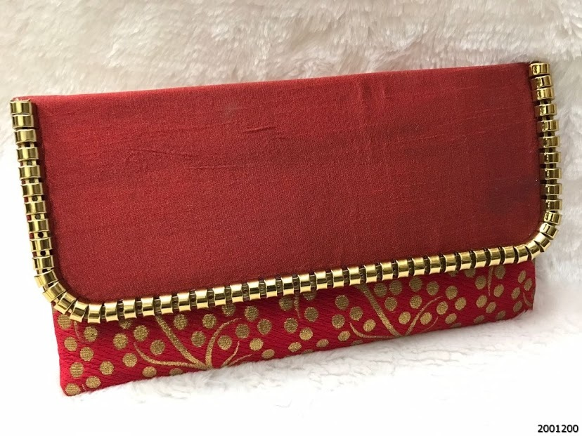 Beautiful Ethnic Clutch Bag