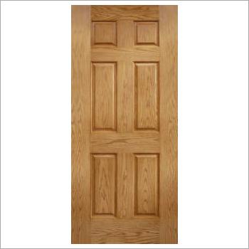 6 Panel Textured Door