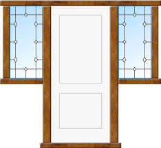 Imported Salwood Door Frame