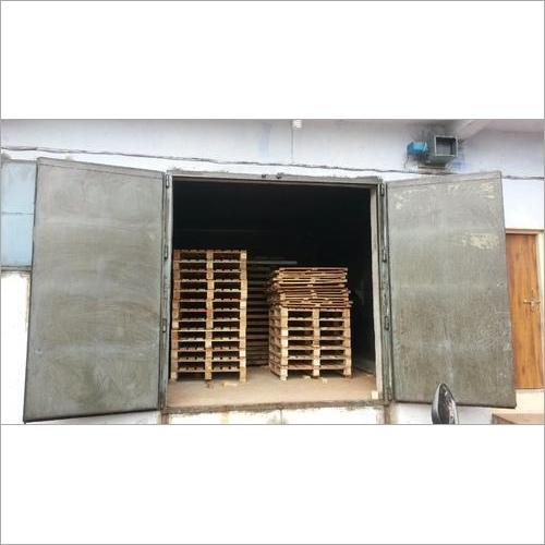 ISPM-15 Heat Treatment Facility
