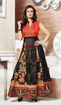 Stylish New Party Wear Fancy Salwar Suit