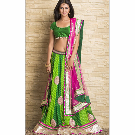 Dandiya Cotton Chaniya Choli