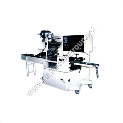Flow Wrap Horizontal Machine