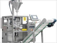 Collar type Powder Packing Machine