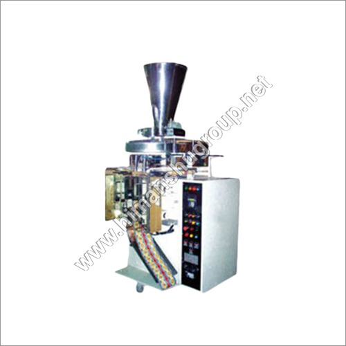 Edible Oil Packaging Machines