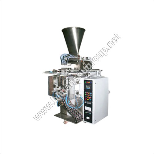 Multi Track Cream Packaging Machines