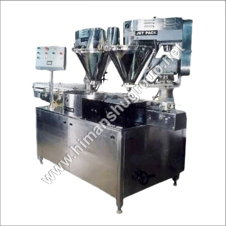 Powder Machine Model Spm