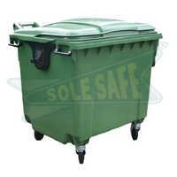 Four Wheeled Dustbin