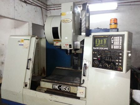 Vertical machining center.vmc.