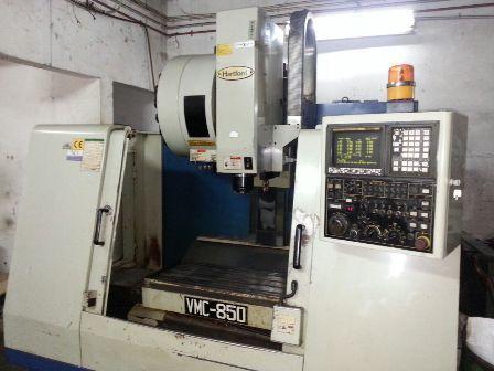 Vertical machining center.vmc.