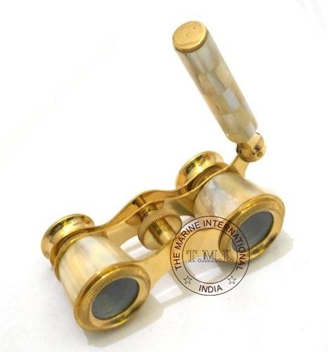 Brass Opera Binocular