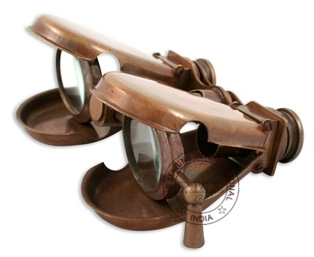 Brass Antique Binoculars