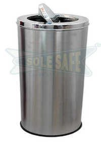 Swing Steel Dustbin