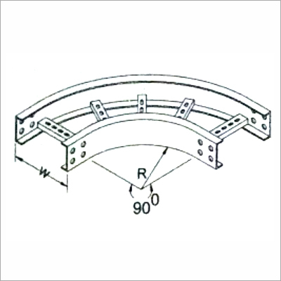 90 Degree Horizontal Bend Fittings